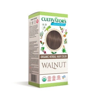 Cultivator´s Organic Hair Colour Walnut