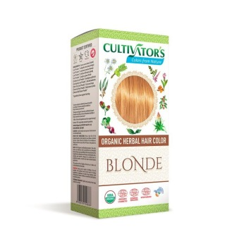 Cultivator´s Organic Hair Colour Blonde