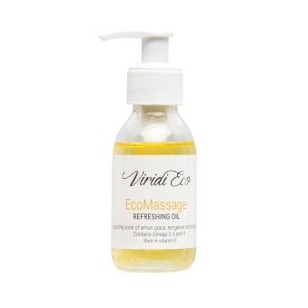 Viridi Eco Massage Refreshing Oil