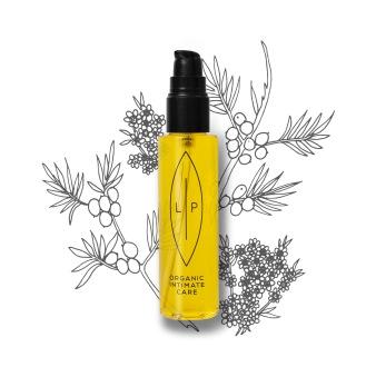 KIT med LIP Intimate Care Cleansing och Shaving oil - Kit med cleansing (Fragonia + Sea Buckthorn) och shaving oil