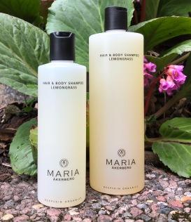 MÅ hair and bodyschampo lemongrass