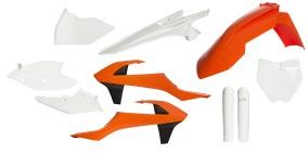ACERBIS PLASTIC FULL-KIT KTM 16-18, REPLICA 16 -