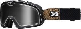 100% Barstow Snake River Goggle - Smoke Pr. Lens -