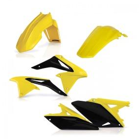 ACERBIS PLASTIC KIT SUZUKI RMZ 250 10-17, REPLICA -
