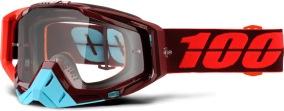 100% Racecraft Kikass - Clear Lens -