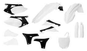 ACERBIS PLASTIC KIT FULL-KIT YAMAHA YZ 250F 10-13, REPLICA WHITE 13 -