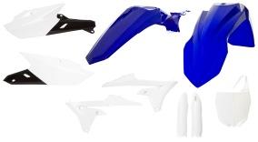 ACERBIS PLASTIC KIT FULL-KIT YAMAHA YZF 250/450 14-17, REPLICA BLAU 14 -