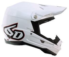 6D ATR-1 Solid Helmet - S