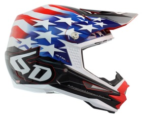 6D ATR-1 Patriot Helmet - XL