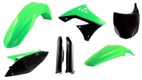 ACERBIS PLASTIC KIT FULL-KIT KAWASAKI KXF 250 09-12, REPLICA 09 -