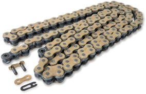 D.I.D Chain 520 VT2 X-Ring Gold-Black 120 Link