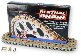 Renthal R1 Works Chain - 420 (128L)