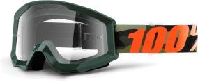 100% Strata Huntsitan - Clear Lens