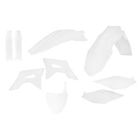 ACERBIS PLASTIC KIT FULL-KIT HONDA CRF 450 17-18, CRF 250 2018, WHITE