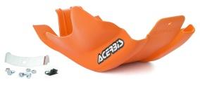 ACERBIS SKID PLATE KTM EXC-F 350 12-16, EXC-F 250 14-16, ORANGE