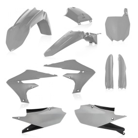 ACERBIS PLASTIC KIT FULL-KIT YAMAHA YZF 450 2019 - GRAU