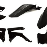 ACERBIS PLASTIC KIT FULL-KIT HONDA CRF 250 14-17, CRF 450 13-16, BLACK