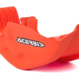 ACERBIS SKID PLATE KTM EXC 450/500 12-16, SX-F 450 13-15, ORANGE