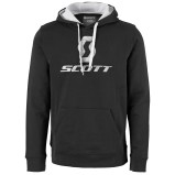 SCOTT HOODY 10 ICON BLACK