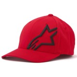 ALPINESTARS CAP CORP SHIFT 2 RED/BLACK