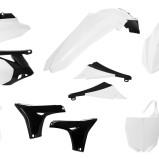 ACERBIS PLASTIC KIT FULL-KIT YAMAHA YZ 250F 10-13, REPLICA WHITE 13