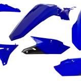 ACERBIS PLASTIC KIT YAMAHA YZF 250/450 14-17, BLUE
