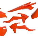 ACERBIS PLASTIC FULL-KIT KTM 16-18, ORANGE 16