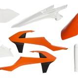 ACERBIS PLASTIC FULL-KIT KTM 16-18, REPLICA 16