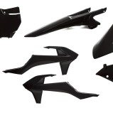 ACERBIS PLASTIC FULL-KIT KTM 17-18, BLACK