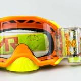 Platinum WVS Goggle Fluro Orange
