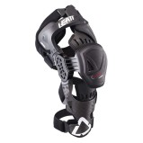 LEATT KNEE BRACE C-FRAME PRO CARBON BLACK, PAIR