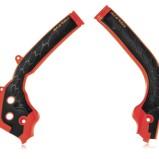 ACERBIS FRAME GUARD X-GRIP KTM SX 125-250, SX-F 250-450, EXC 125-300/EXC-F 250-500, ORANGE 16