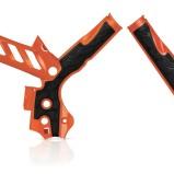 ACERBIS FRAME GUARD X-GRIP KTM SX/SX-F/EXC/EXC-F MODELLE 11, ORANGE