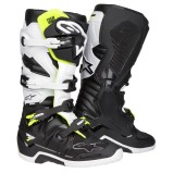 ALPINESTARS MX BOOTS TECH 7 BLACK/WHITE
