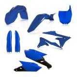 ACERBIS PLASTIC KIT FULL-KIT YAMAHA YZF 250 2018, BLUE