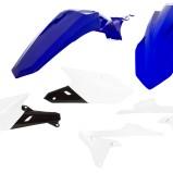 ACERBIS PLASTIC KIT YAMAHA YZF 250/450 14-17, REPLICA BLUE 14