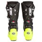 SIDI MX BOOTS CROSSFIRE 3 SRS TC222 - BLACK/YELLOW FLUO