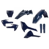 ACERBIS PLASTIC KIT FULL-KIT HUSQVARNA TC 85 2018, BLUE