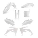 ACERBIS PLASTIC KIT FULL-KIT HONDA CRF 250 2010, CRF 450 09-10, WHITE