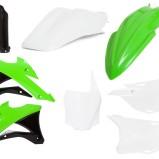 ACERBIS PLASTIC KIT FULL-KIT KAWASAKI KX 85/100 14-18, REPLICA 14