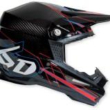 6D Electric Carbon Helmet