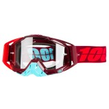 100% GOGGLE THE RACECRAFT KIKASS - CLEAR ANTI-FOG