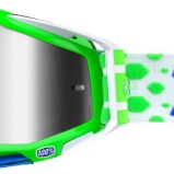 100% Racecraft Alchemy Goggle - Mr. Silver Lens