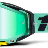 100% Racecraft Kloog - Mirror Green Lens