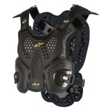 ALPINESTARS CHEST PROTECTOR A-1 BLACK/ANTHRACITE
