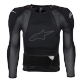 ALPINESTARS PROTECTOR JACKET SEQUENCE BLACK