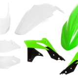 ACERBIS PLASTIC KIT FULL-KIT KAWASAKI KXF 250 13-16, REPLICA 14