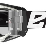 EKS EKS-S Race Pack Goggle - Clear/Black