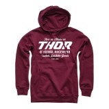THOR HOODY THE GOODS MAROON