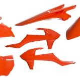 ACERBIS PLASTIC FULL-KIT KTM 16-18, ORANGE 16 (KOPIA)
